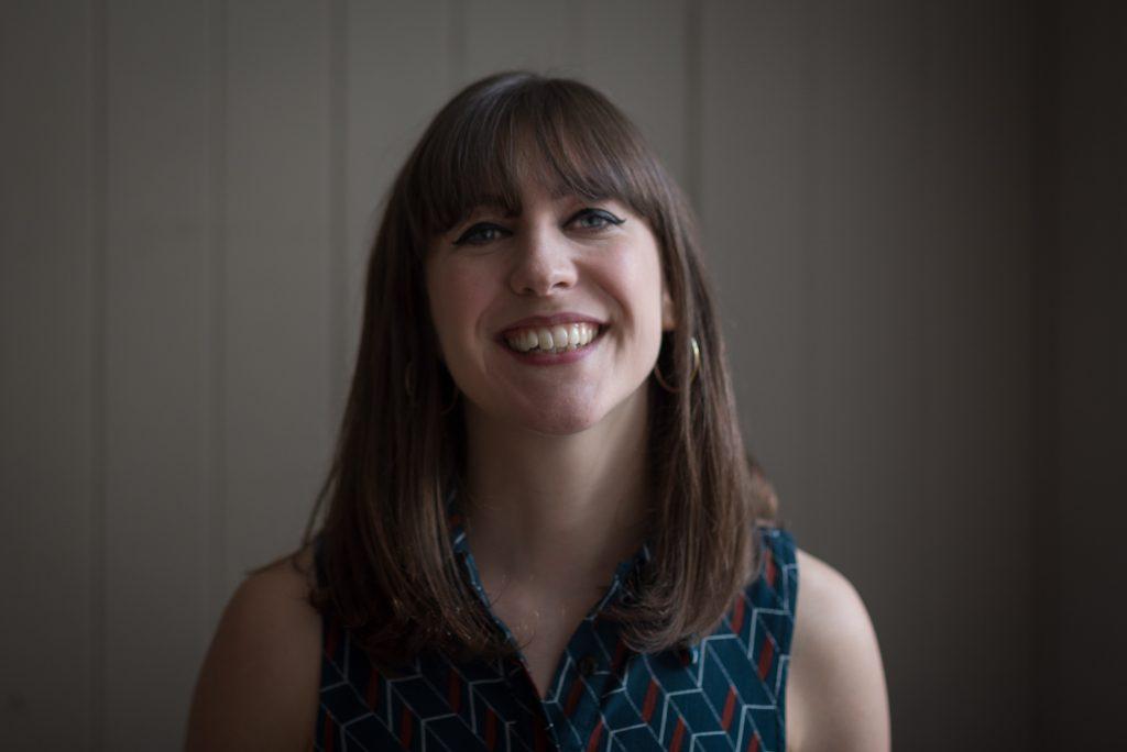 Jen White, Festivals and Programmes Manager, Puppet Animation Scotland, Edinburgh