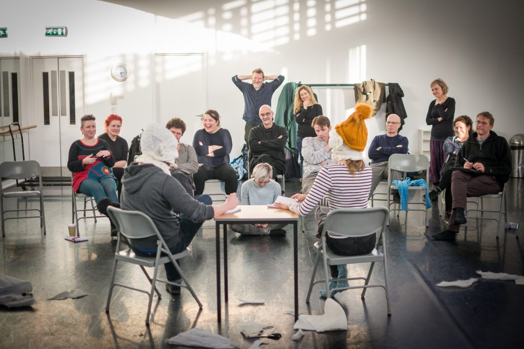 Animating the Inanimate - Julian Crouch & Saskia Lane - Tue 2 February 2016 -3244 (photo credit - Andy Catlin www.andycatlin.com)
